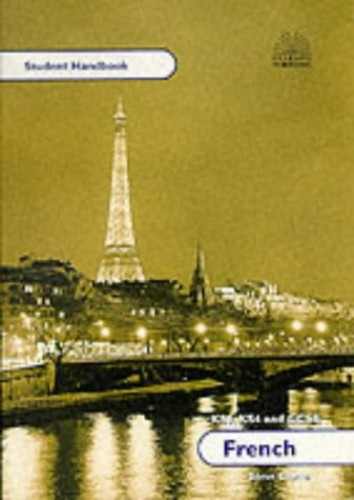Student Handbook for French By Steve Clarke