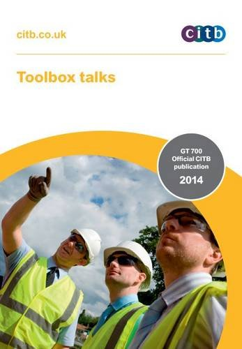 Toolbox talks: GT 700/14 by CITB