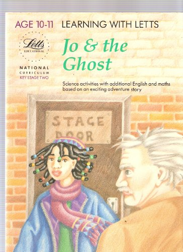 Jo and the Ghost by Pie Corbett