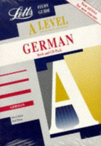 A-level Study Guide German By John Davies