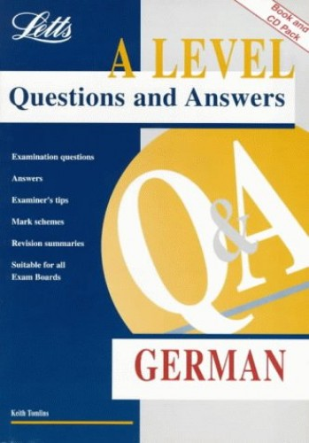A-level Questions and Answers German by Keith Tomlins