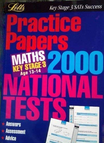 Key Stage 3 National Tests Practice Papers By Unknown