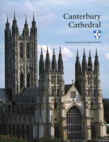 Canterbury Cathedral 96 By Jonathan Keates