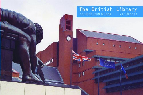 British Library: Art Spaces By Colin St. John Wilson