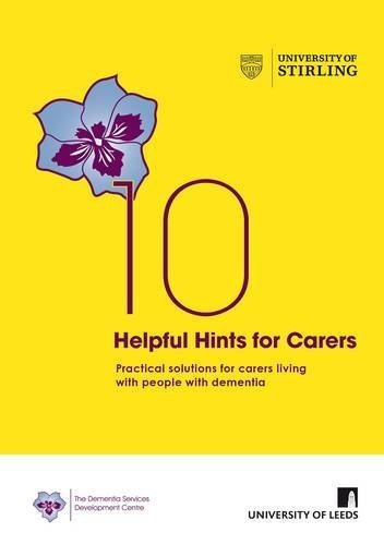 10 Helpful Hints for Carers By June Andrews