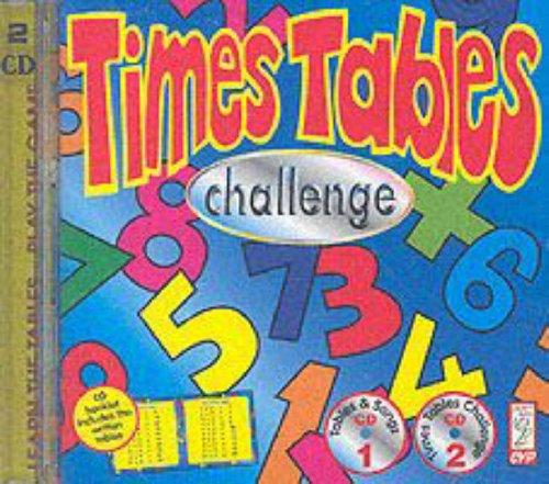 Times Tables Challenge (Playtime Audio Games)