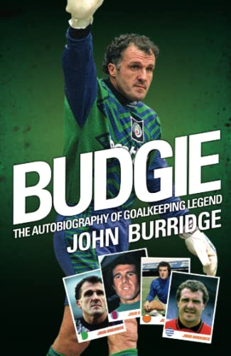 Budgie von John Burridge