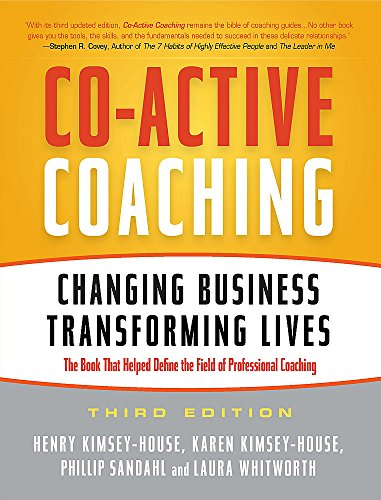 Co-Active Coaching By Henry Kimsey-House