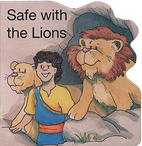 Safe With the Lions By Hazel Scrimshire