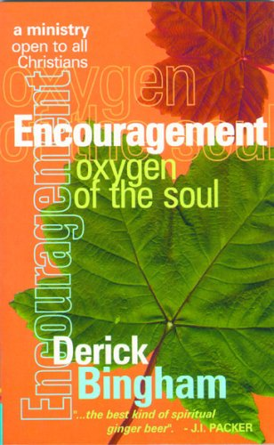 Encouragement By Derick Bingham