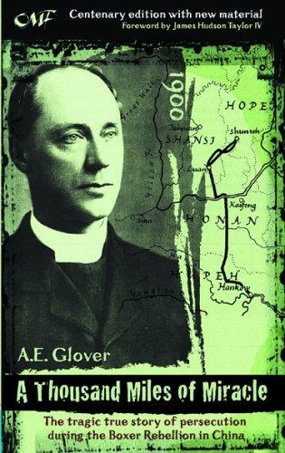 1000 Miles of Miracle By A Glover