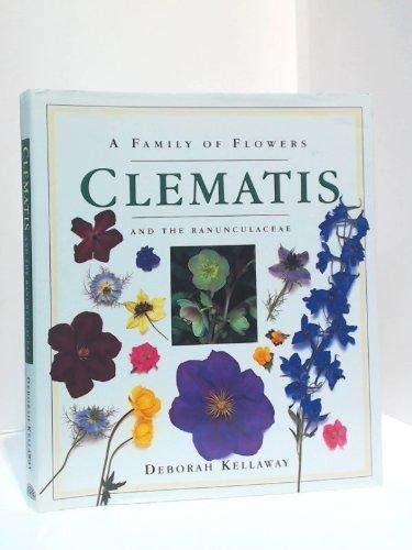 FAMILY OF FLOWERS CLEMATIS By Deborah Kellaway