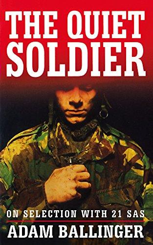 The Quiet Soldier by Adam Ballinger