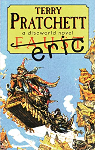 Eric: Discworld: the Unseen University Collection by Terry Pratchett