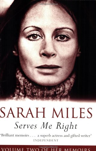Serves Me Right By Sarah Miles