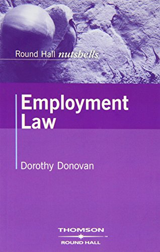 Employment Law By Dorothy Donovan