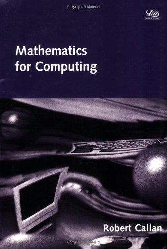 Mathematics for Computing By Robert Callan