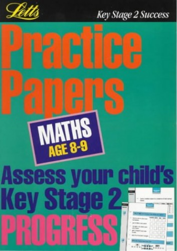 **OP**KS2 Practice Papers: Maths 8-9: Age 8-9 (Key... by Booth, Graham Paperback