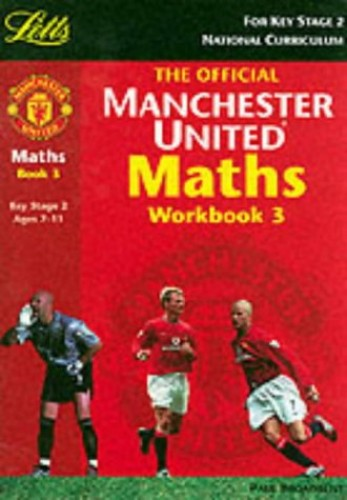 Manchester United Maths By Paul Broadbent