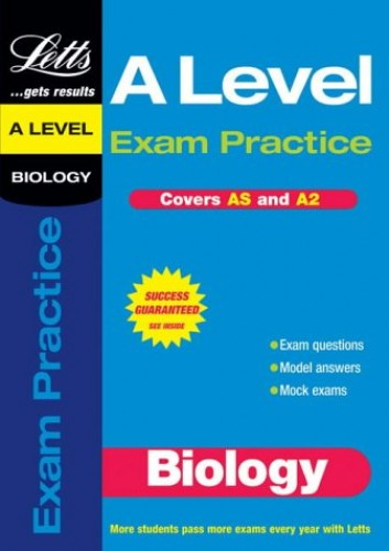 Biology: A-level Exam Practice by John Parker
