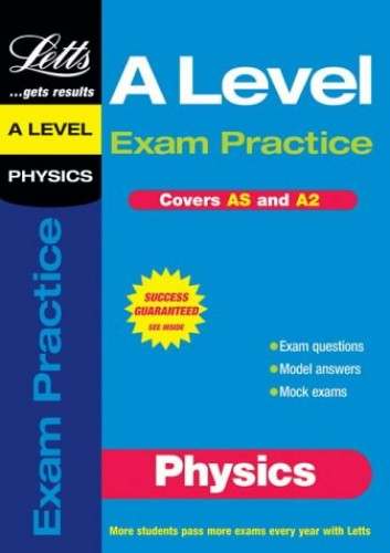 A Level Exam Practice: Physics (AS/A2 Exam Practice) By Gurinder Chadha