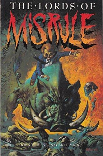 Lords of Misrule By John Tomlinson