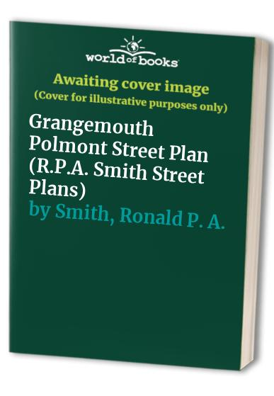Grangemouth Polmont Street Plan By Ronald P. A. Smith