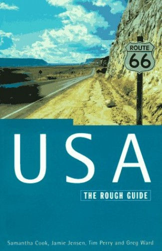 USA By Samantha Cook