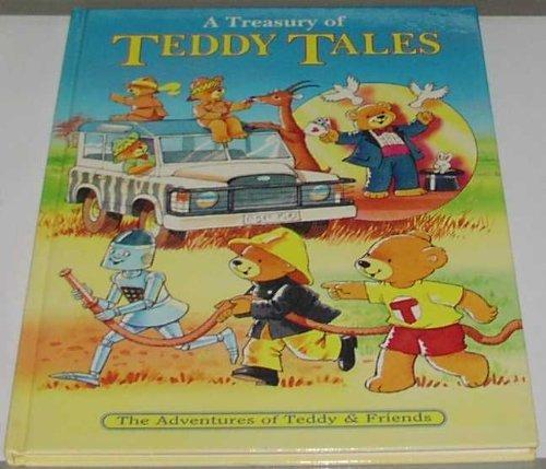 A Treasury of Teddy Bears By Anne McKie