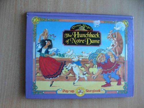 "The ""Hunchback of Notre Dame"" Pop-up Book By Victor Hugo"