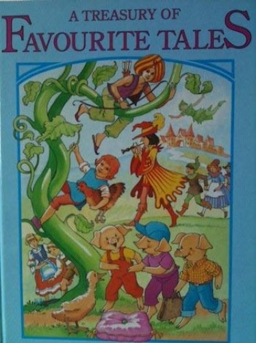 A Treasury of Favourite Tales By Anne McKie