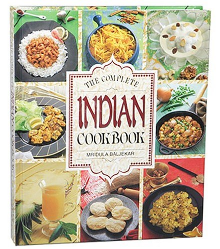 The Complete Indian Cookbook by Mridula Baljekar