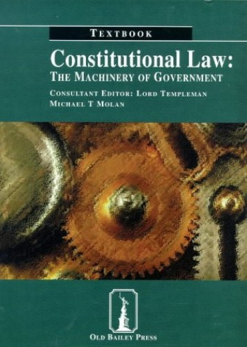 Constitutional Law By Michael T. Molan