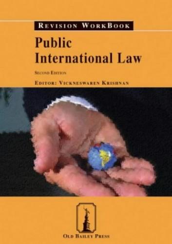 Public International Law Revision Workbook by Vickneswaren Krishnan