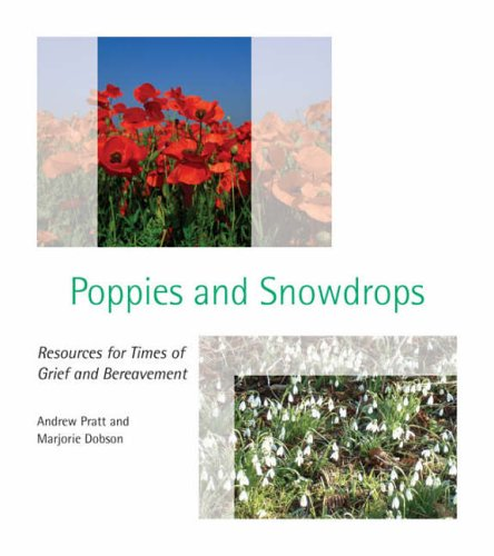Poppies and Snowdrops By Andrew Pratt