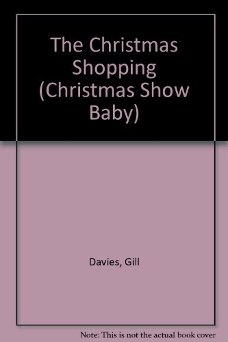 The Christmas Shopping by Gill Davies