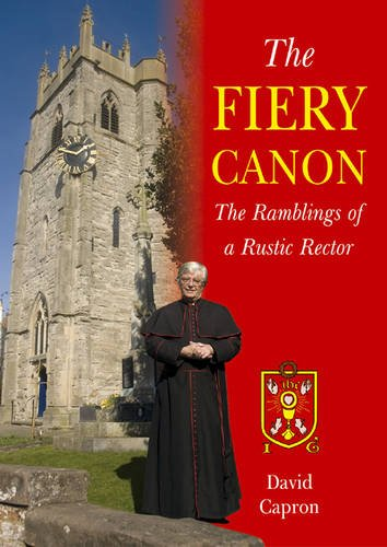 The Fiery Canon By David Capron