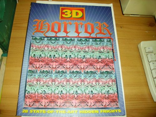 3d Horror By Author