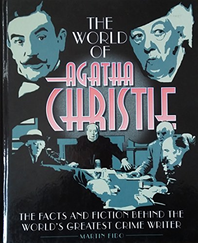The World of Agatha Christie By Martin Fido