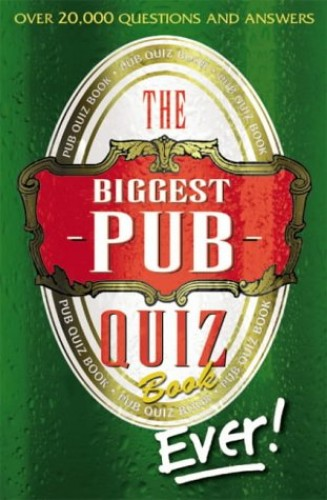 Biggest Pub Joke Book...Ever! by Tim Dedopulos
