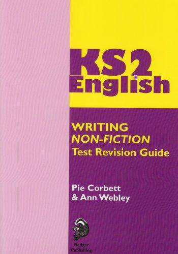 Key Stage 2 English By Pie Corbett