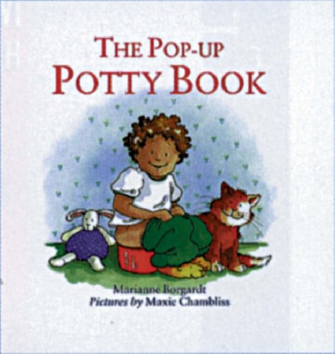 The Pop-up Potty Book By Marianne Borgardt