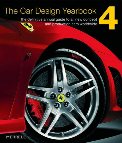 The Car Design Yearbook 4 By Stephen Newbury
