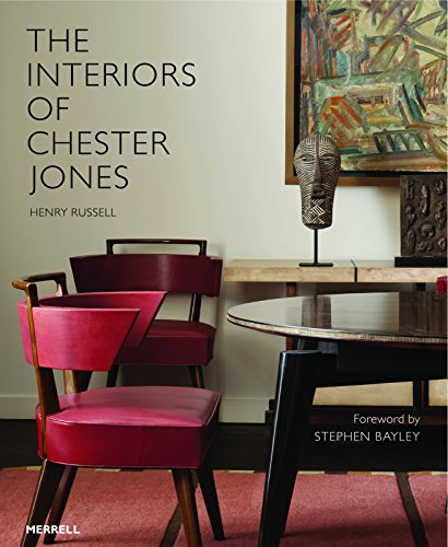 Interiors of Chester Jones By Henry Russell