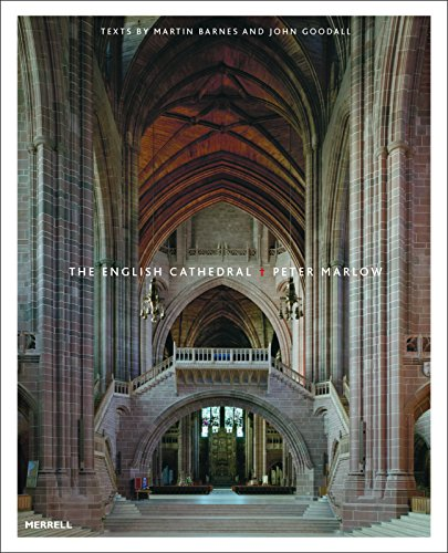 English Cathedral By Martin Barnes