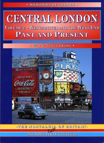 Central  London: Westminster and the West End by Will Adams