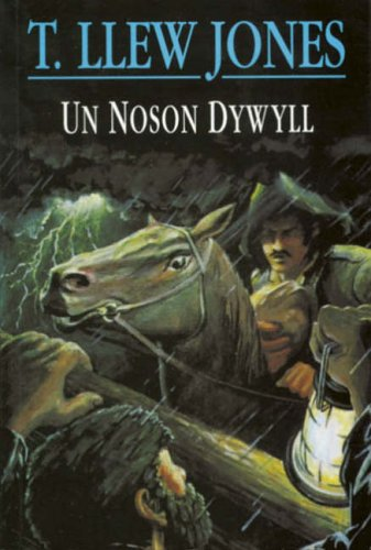 Un Noson Dywyll by Jones, T. Llew Paperback Book The Cheap Fast Free Post