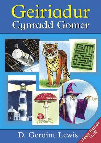 Geiriadur Cynradd Gomer By D. Geraint Lewis