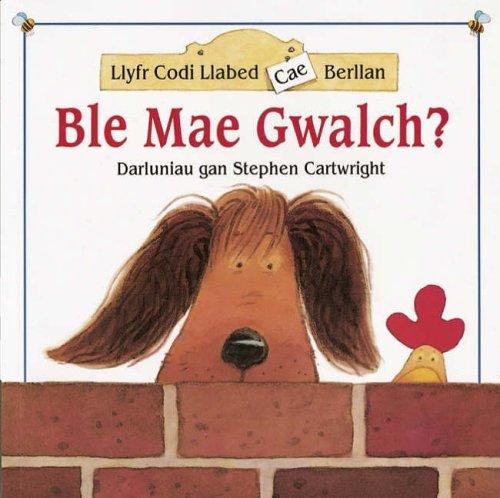 Ble Mae Gwalch by Heather Amery