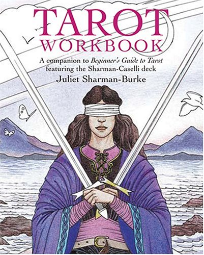 Tarot Workbook By Juliet Sharman-Burke